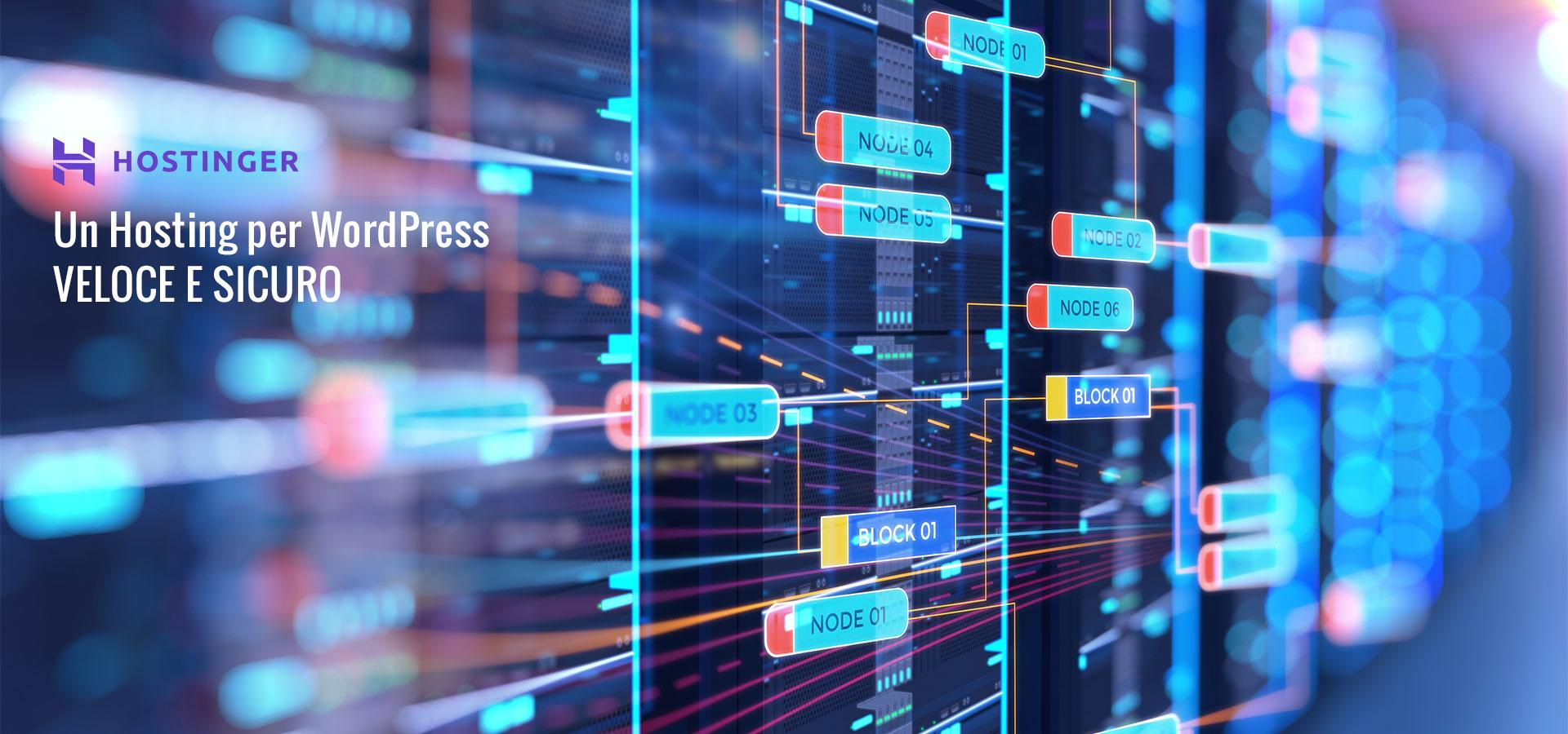 hosting economico semplice e veloce